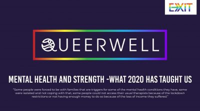 MENTAL HEALTH AND STRENGTH-WHAT 2020 HAS TAUGHT US