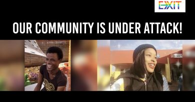 OUR COMMUNITY IS UNDER ATTACK!