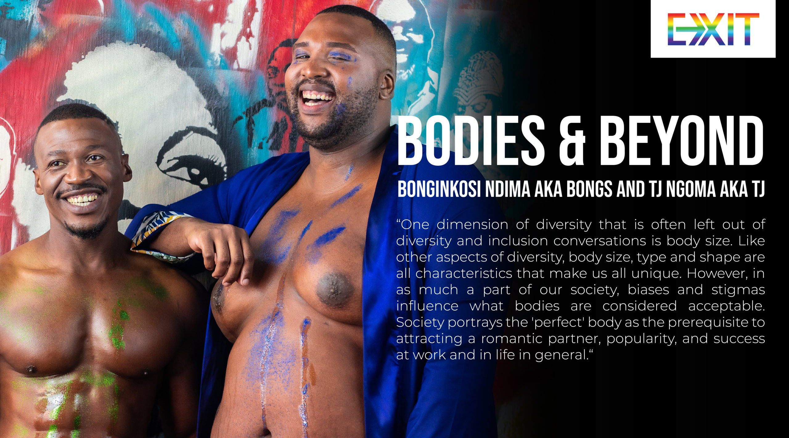 BODIES AND BEYOND