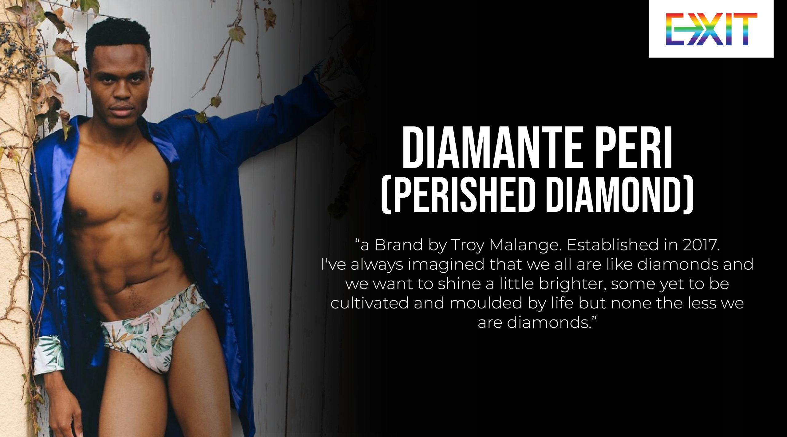 DIAMANTE PERI (PERISHED DIAMOND)