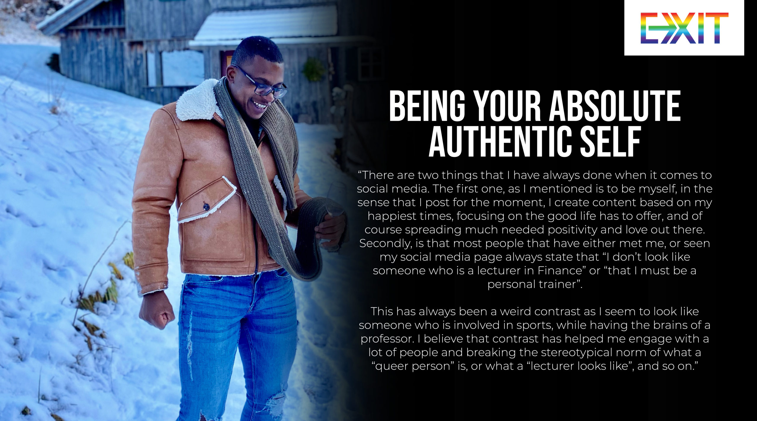 BEING YOUR ABSOLUTE AUTHENTIC SELF